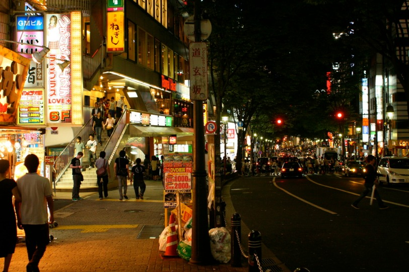 The Tokyo Vices of a Reporter in Japan